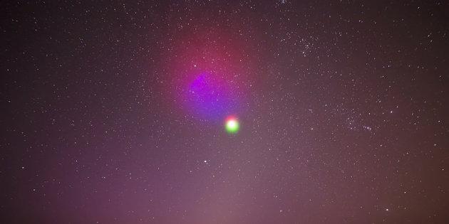 NASA: un esperimento colorerà il cielo ad alta quota