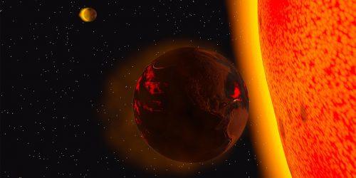 Spazio: scoperta un'antichissima stella con un pianeta gigante