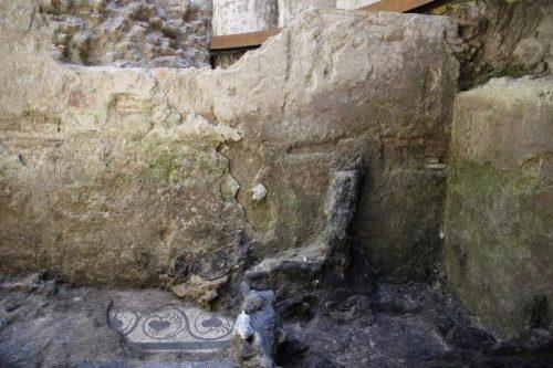 Roma: scoperta 'mini Pompei', una casa distrutta da un incendio