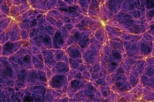 L'Universo? Ha una struttura simile ad un formaggio svizzero