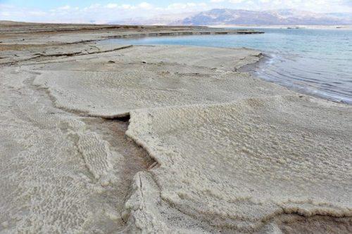 Mar Morto: tracce dei disastri ambientali dell'uomo di 11.500 anni fa