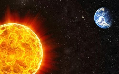 Poche ore all'Afelio: la massima distanza tra Terra e Sole
