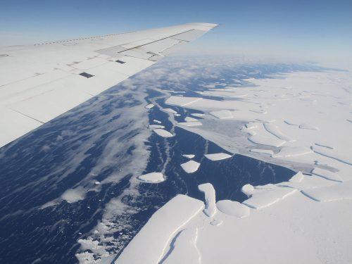 Antartico: l'iceberg A-68 si sta sgretolando: preoccupazione per la navigazione