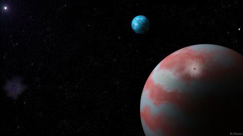 Spazio: scoperta la prima luna extrasolare