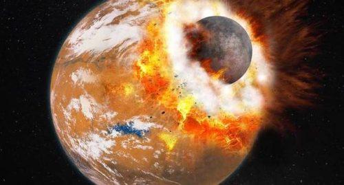 Marte: un enorme asteroide ne ha modificato i connotati