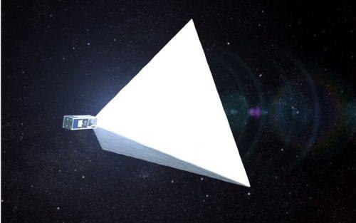Mayak, lanciato il luminosissimo satellite russo