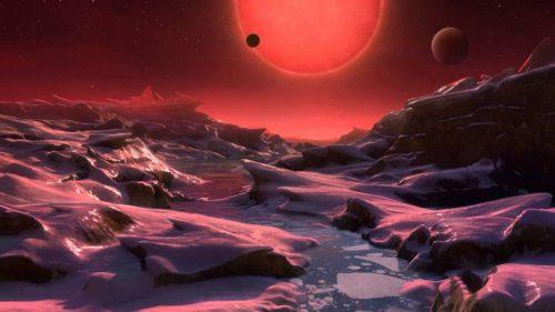 Trappist-1: le radiazioni della stella rendono la vita impossibile