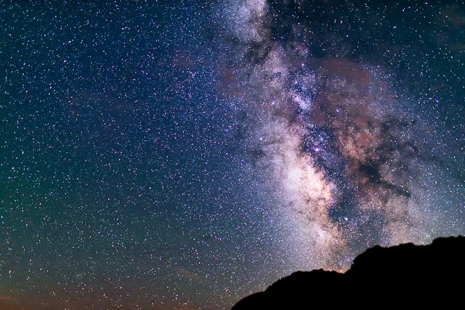 Metà degli atomi del nostro corpo proviene da altre galassie