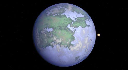 Quattro pianeti intorno a Tau Ceti, la più vicina stella simile al Sole
