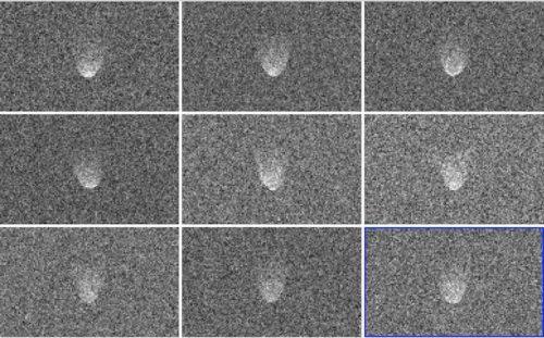 Conto alla rovescia per il passaggio dell'asteroide Florence: osservabile con il binocolo
