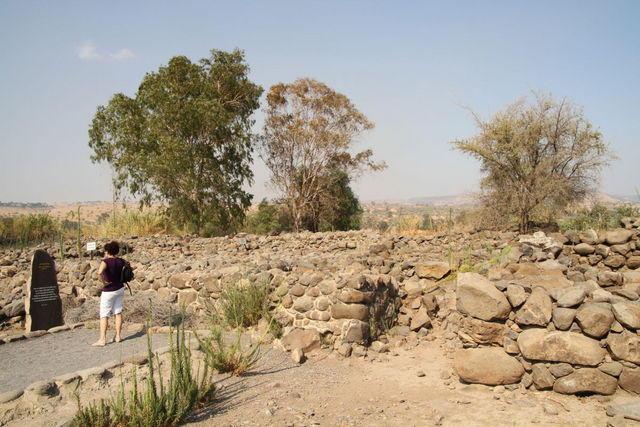 Israele: scoperte le tracce della città dell'apostolo Pietro