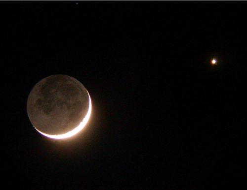 Congiunzione Luna, Giove e Spica: come ammirare lo spettacolo