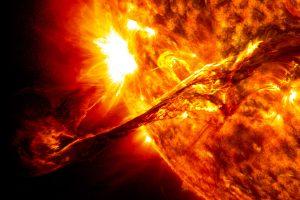Eruzione solare provoca blackout delle comunicazioni radio in Australia e Nuova Zelanda