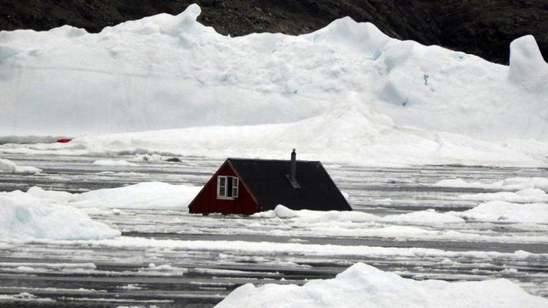 Lo tsunami della Groenlandia è stato il più potente mai osservato