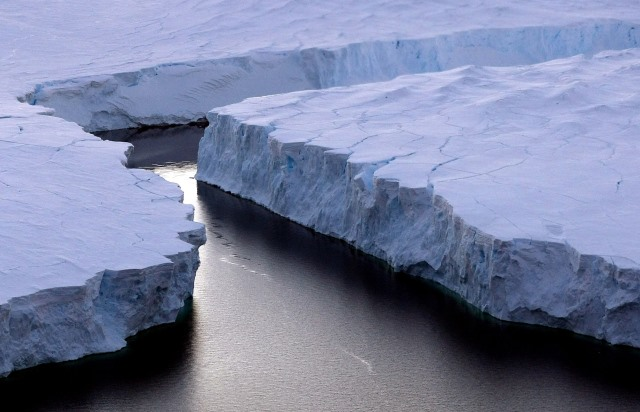 Larsen C: la piattaforma è destabilizzata, undici iceberg alla deriva