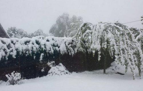 nevicate Italia