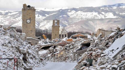 Terremoto Centro Italia: 74mila scosse in un anno, per l'INGV è record