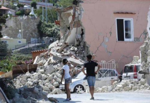 Terremoto Ischia, dati da riscrivere: cambia epicentro e profondità