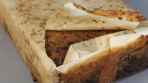 Antartide: scoperta torta di frutta di cento anni fa a Capo Adare