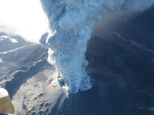 Antartide: ben novantuno vulcani sotto la superficie del ghiaccio