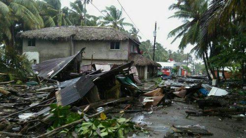 Uragano Irma si abbatte sulla Repubblica Dominicana: flagellato il comune di Nagua