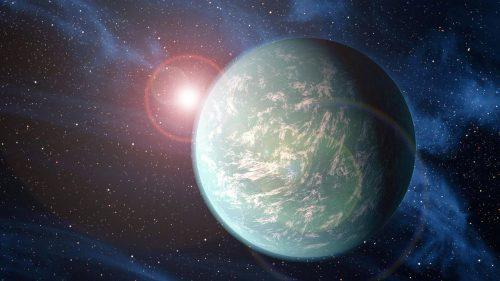 Spazio: ecco come gli alieni potrebbero osservare la Terra