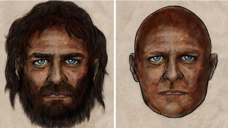 Evoluzione: ecco com'erano gli europei settemila anni fa