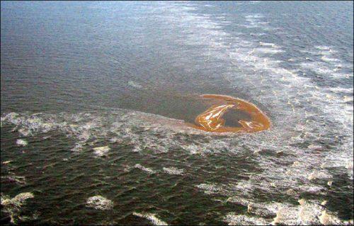 Siberia: un'isola appare nel Mar Glaciale Artico