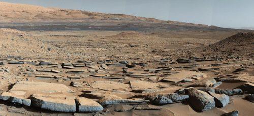 Marte, scoperto boro nel Cratere Gale: indizio di antiche forme di vita?