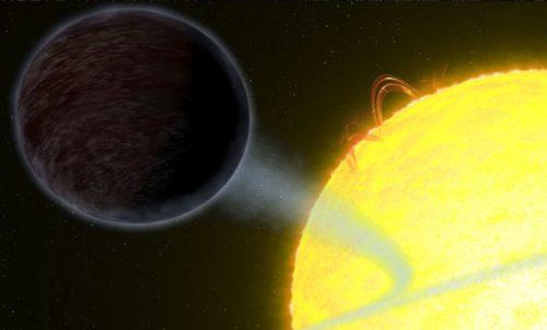 Spazio: scoperto Wasp-12b, un pianeta scuro come l'asfalto