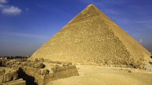 Piramide di Cheope: una scoperta ne svela il segreto della costruzione
