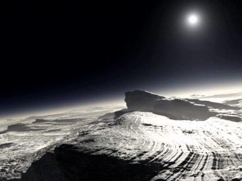 Spazio: su Plutone lame di ghiaccio alte come grattacieli