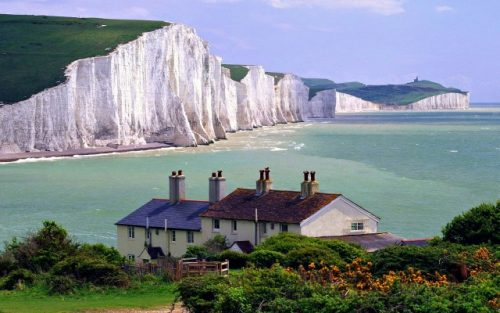 Scoperta polvere cosmica nelle scogliere di Dover
