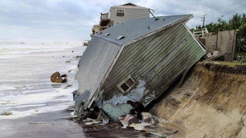 Tifone Talim: 200mila evacuati in Cina, paura in Giappone