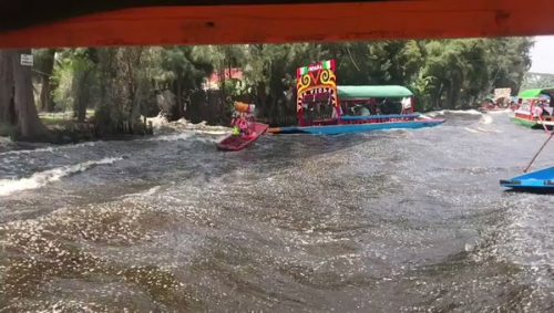 Terremoto Messico: gli incredibili effetti sul fiume di Xochimilco