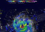 L'uragano Irma in 3D, diffuse le immagini di Nasa e Jaxa