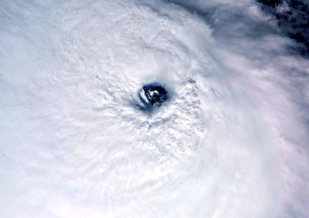 Uragano Josè visto dalla Iss: le foto dell'astronauta Paolo Nespoli