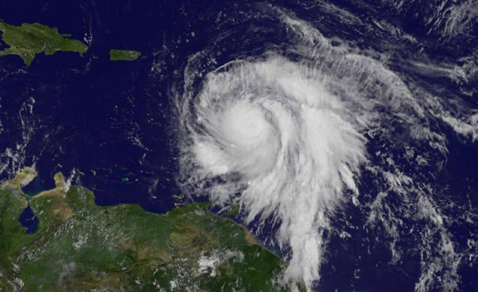 Uragano Maria: devastazioni a Martinica, paura a Porto Rico