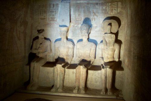 Abu Simbel: nel tempio si ripete il 'miracolo del Sole'