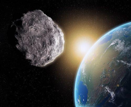 Spazio: l'asteroide 2017 TD6 ha sfiorato la Terra