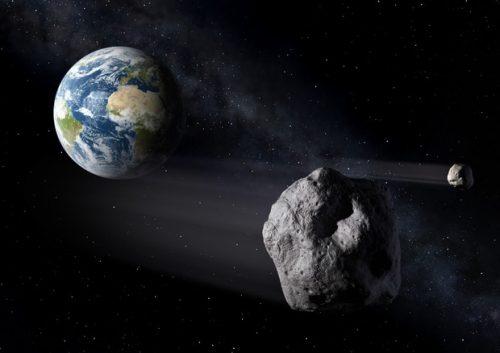 Asteroide 2012 TC4, continua l'avvicinamento alla Terra