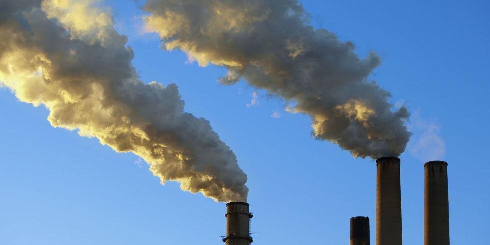 Inquinamento: Co2 mai così alta da 800 mila anni