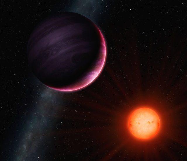 Spazio: scoperto gigantesco pianeta intorno ad una piccola stella