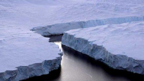 Antartide: l'iceberg A-68 nasconde ecosistema risalente a 120mila anni fa