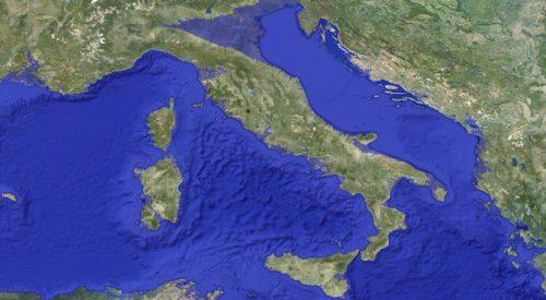 Innalzamento livello del mare: decine di aree a rischio inondazione nei prossimi decenni