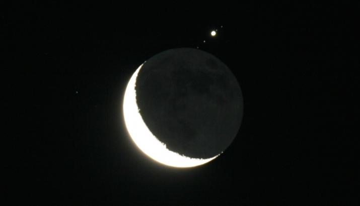 Congiunzione Luna Saturno: poche ore allo spettacolo