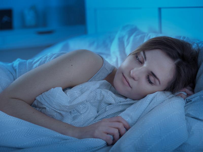 Parlare nel sonno: ecco le parole più pronunciate