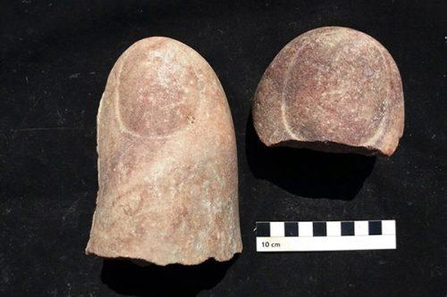 Egitto: scoperti frammenti della colossale statua di Psametico I