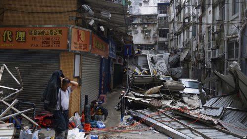 Tifone Khanun: morti e dispersi in Vietnam e Cina