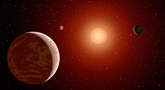Trappist-1: i pianeti potrebbero essere oceani di magma